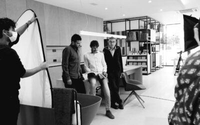 Shooting day en Cresan – Making of