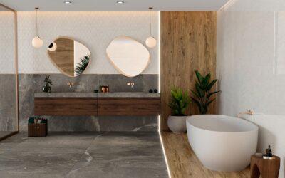 Tendencias de diseño de baños 2021/2022  (fotos y diseños)