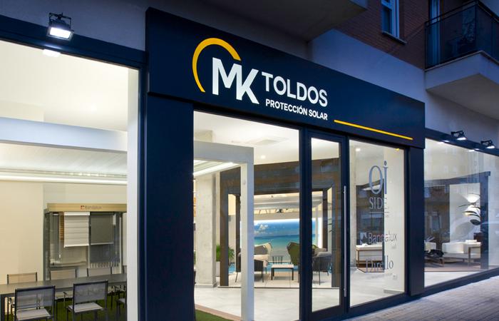 proyecto tienda de toldos mk toldos 2